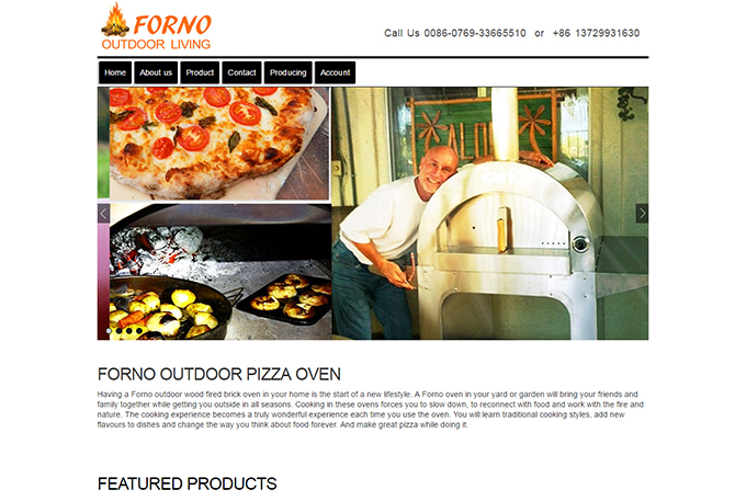Forno Outdoor Living