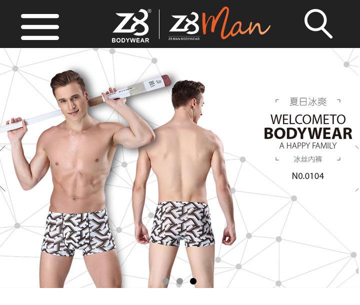 Z8服饰效果图一